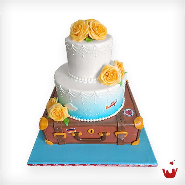 Hamova Hochzeitstorte