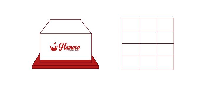Hamova Torten Anschnitt