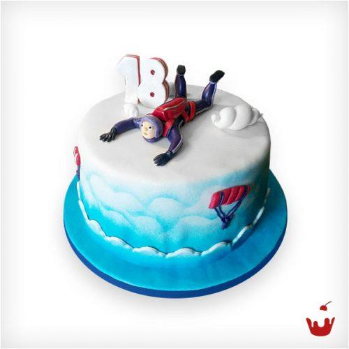 Geburtstags-Thementorte