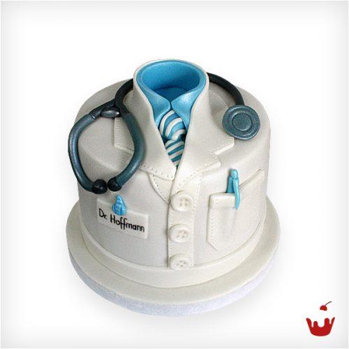 Hamova Thementorte/Motivtorte Geburtstagstorte - Arzt Torte - Dr. Hoffmann
