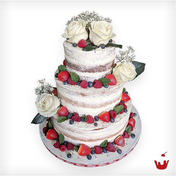Hamova-Hochzeitstorte