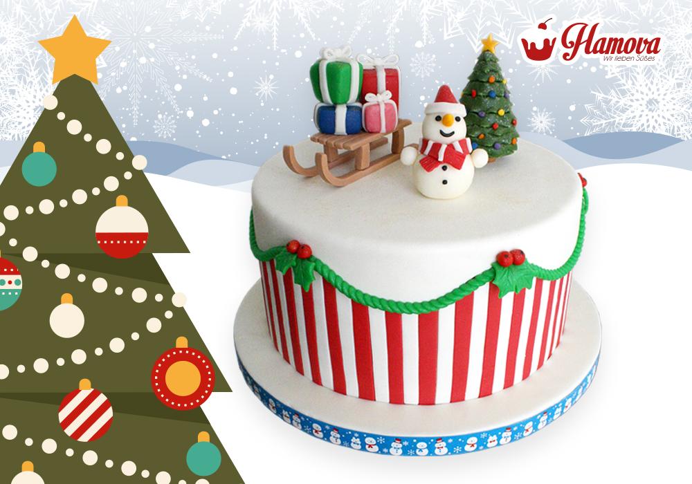 Hamova-Weihnachten