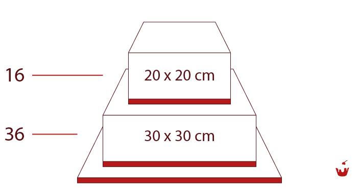 Hamova-Torten-2-stoeckig-quadratisch-52P